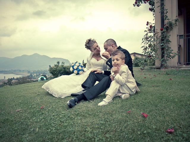 Il matrimonio di Andrea e Luisa a Torbole Casaglia, Brescia 132