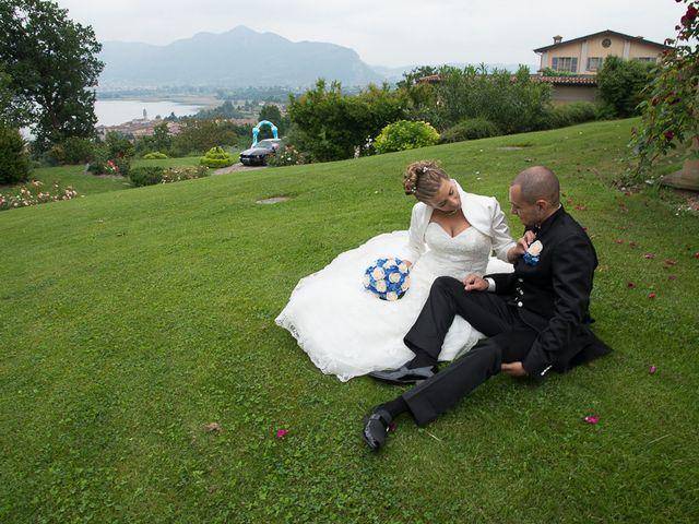 Il matrimonio di Andrea e Luisa a Torbole Casaglia, Brescia 133