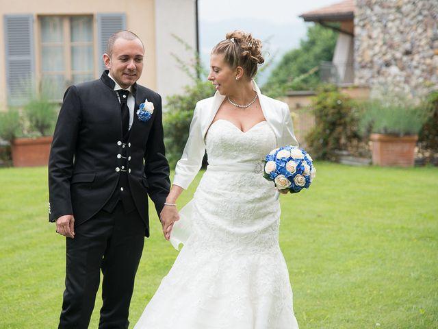 Il matrimonio di Andrea e Luisa a Torbole Casaglia, Brescia 136
