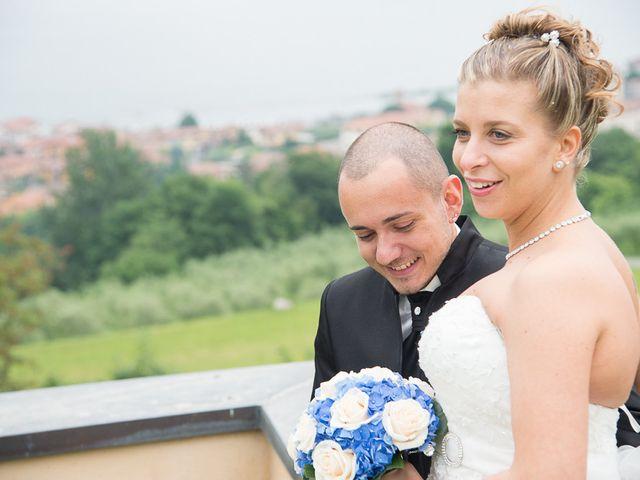 Il matrimonio di Andrea e Luisa a Torbole Casaglia, Brescia 141