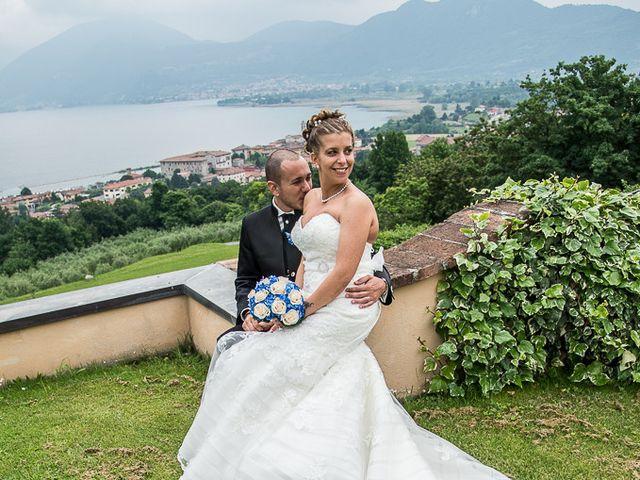 Il matrimonio di Andrea e Luisa a Torbole Casaglia, Brescia 142