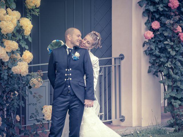 Il matrimonio di Andrea e Luisa a Torbole Casaglia, Brescia 146