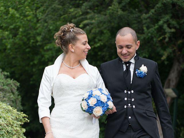 Il matrimonio di Andrea e Luisa a Torbole Casaglia, Brescia 157