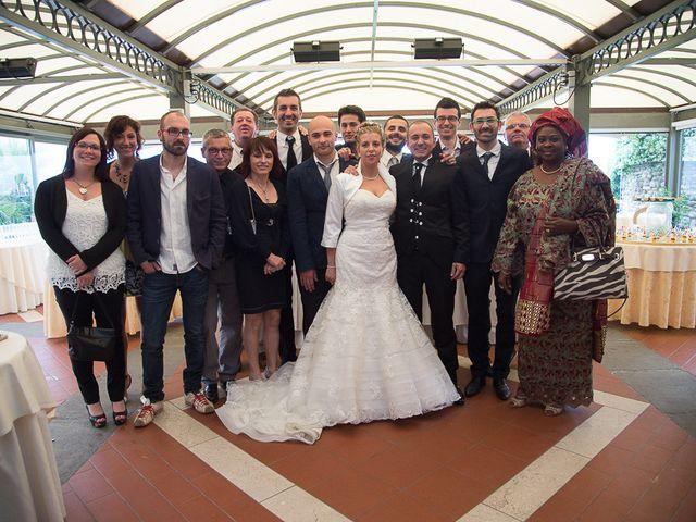 Il matrimonio di Andrea e Luisa a Torbole Casaglia, Brescia 180