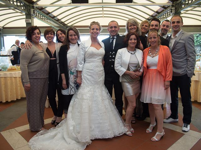 Il matrimonio di Andrea e Luisa a Torbole Casaglia, Brescia 181