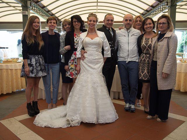 Il matrimonio di Andrea e Luisa a Torbole Casaglia, Brescia 182