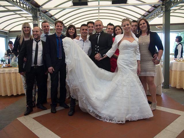 Il matrimonio di Andrea e Luisa a Torbole Casaglia, Brescia 183
