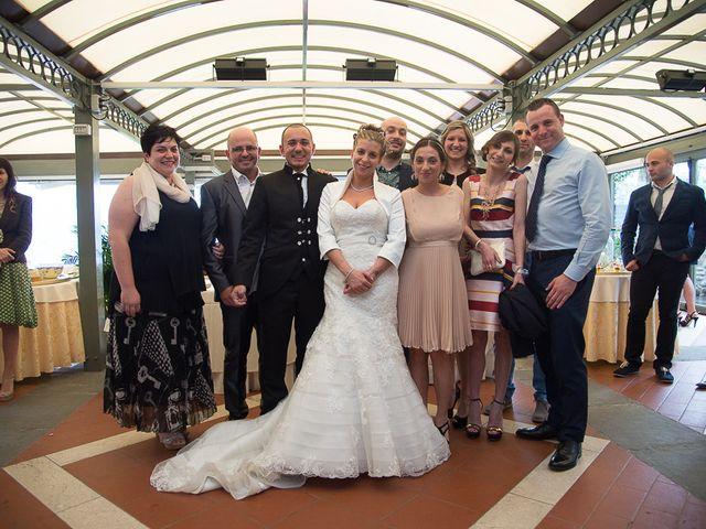 Il matrimonio di Andrea e Luisa a Torbole Casaglia, Brescia 190