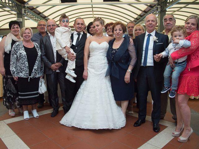 Il matrimonio di Andrea e Luisa a Torbole Casaglia, Brescia 200