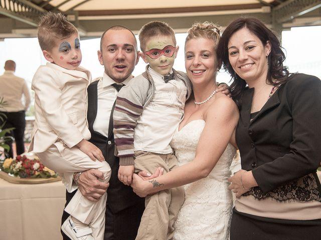 Il matrimonio di Andrea e Luisa a Torbole Casaglia, Brescia 201