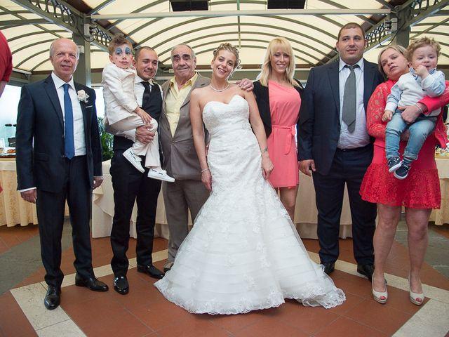Il matrimonio di Andrea e Luisa a Torbole Casaglia, Brescia 202