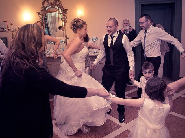 Il matrimonio di Andrea e Luisa a Torbole Casaglia, Brescia 211