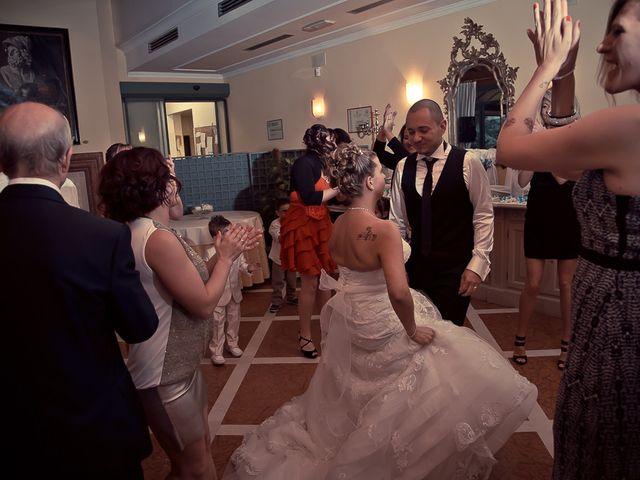 Il matrimonio di Andrea e Luisa a Torbole Casaglia, Brescia 212