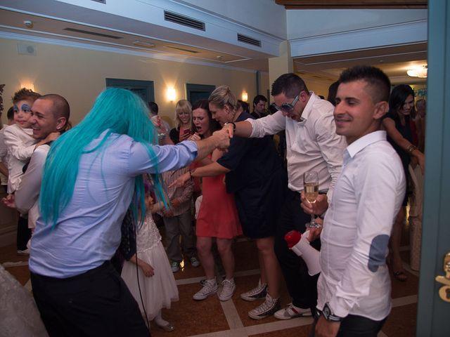 Il matrimonio di Andrea e Luisa a Torbole Casaglia, Brescia 217