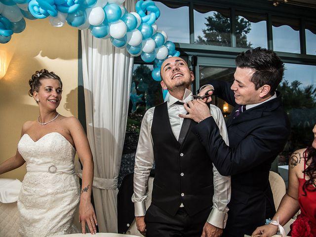 Il matrimonio di Andrea e Luisa a Torbole Casaglia, Brescia 219