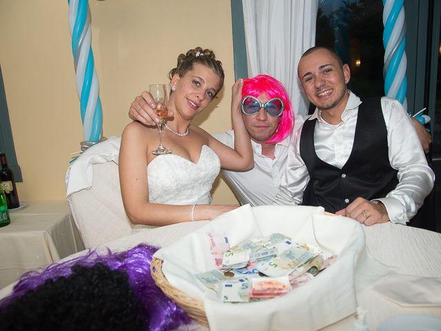 Il matrimonio di Andrea e Luisa a Torbole Casaglia, Brescia 221