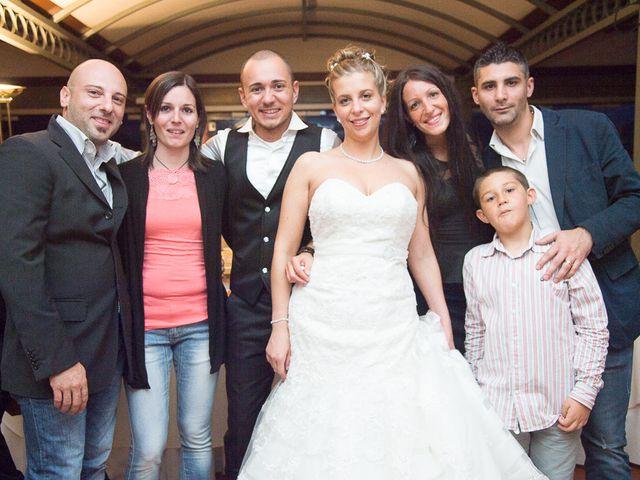 Il matrimonio di Andrea e Luisa a Torbole Casaglia, Brescia 223