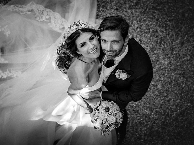 le nozze di Mary e Marco