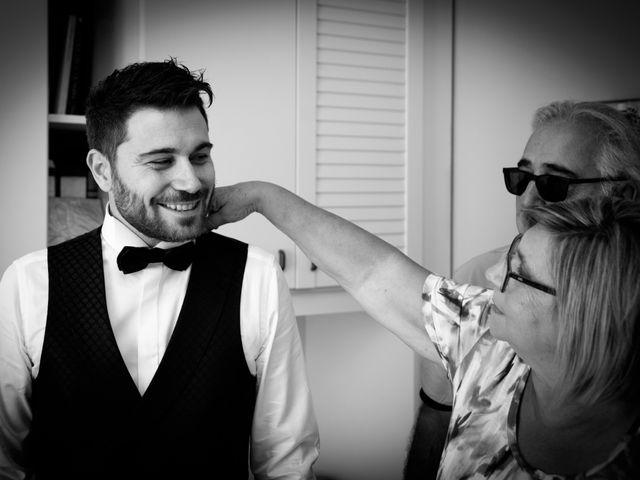 Il matrimonio di Luca e Ingrid a Cassano d'Adda, Milano 5