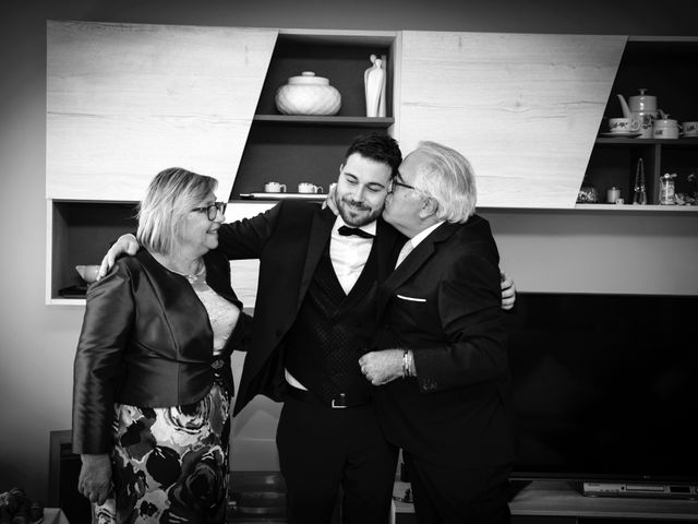 Il matrimonio di Luca e Ingrid a Cassano d'Adda, Milano 8