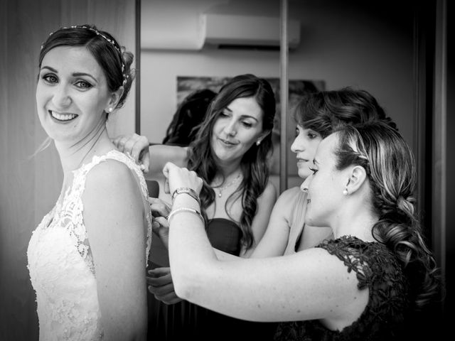 Il matrimonio di Luca e Ingrid a Cassano d'Adda, Milano 16