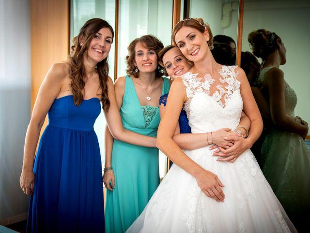 Il matrimonio di Luca e Ingrid a Cassano d'Adda, Milano 17