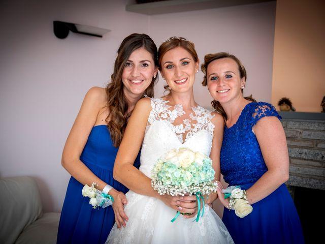 Il matrimonio di Luca e Ingrid a Cassano d'Adda, Milano 19