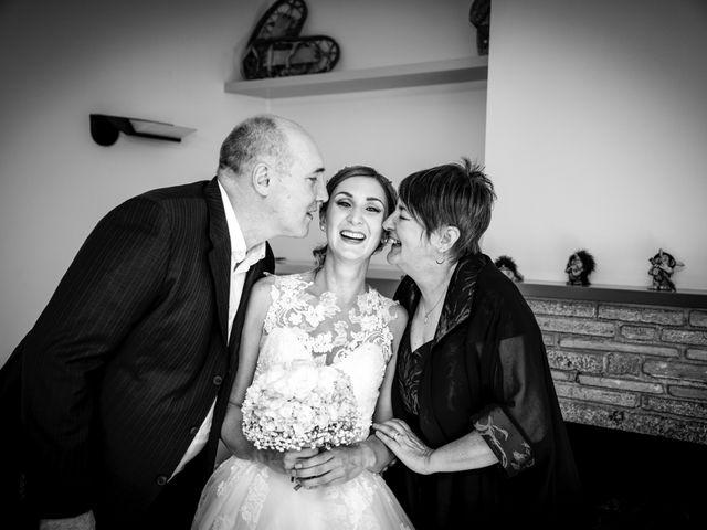 Il matrimonio di Luca e Ingrid a Cassano d'Adda, Milano 20