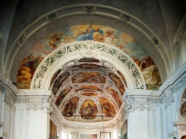 Il matrimonio di Luca e Ingrid a Cassano d'Adda, Milano 26