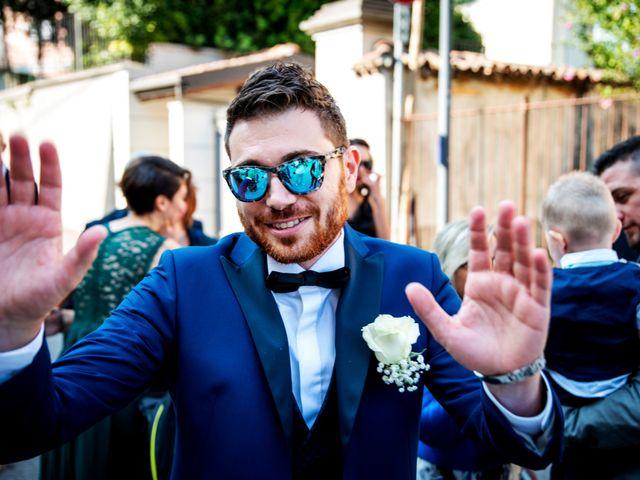 Il matrimonio di Luca e Ingrid a Cassano d'Adda, Milano 28