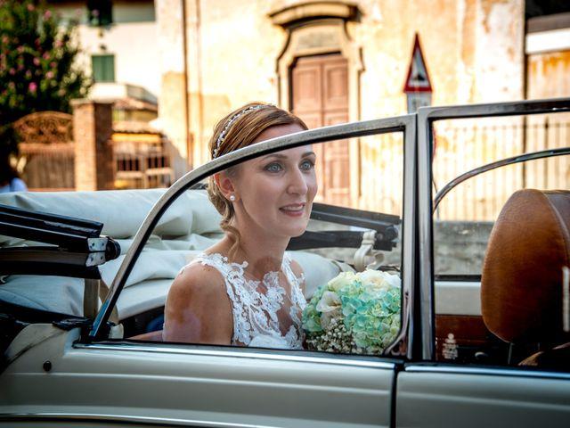 Il matrimonio di Luca e Ingrid a Cassano d'Adda, Milano 30