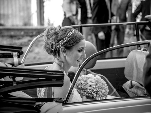 Il matrimonio di Luca e Ingrid a Cassano d'Adda, Milano 31