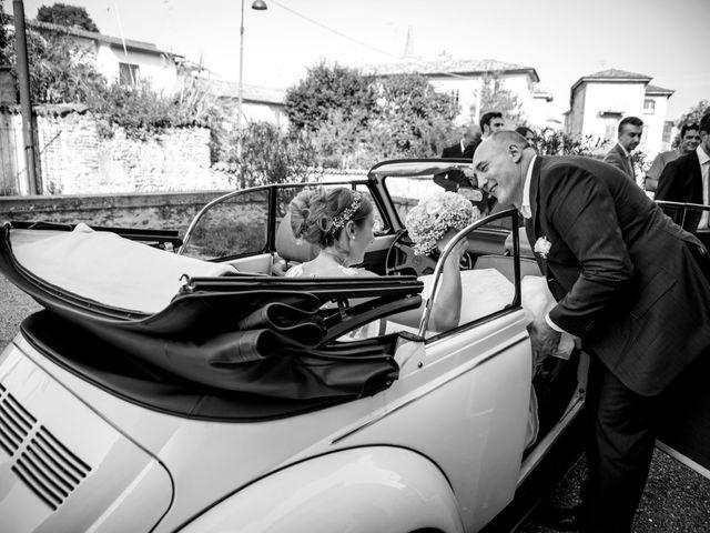 Il matrimonio di Luca e Ingrid a Cassano d'Adda, Milano 32