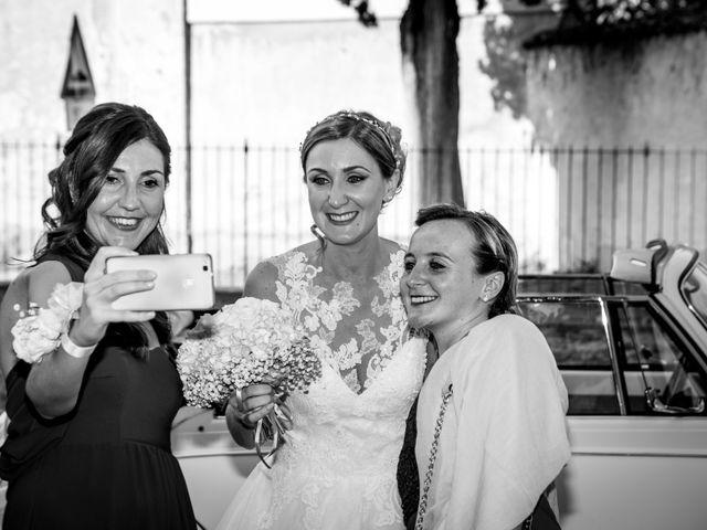 Il matrimonio di Luca e Ingrid a Cassano d'Adda, Milano 33