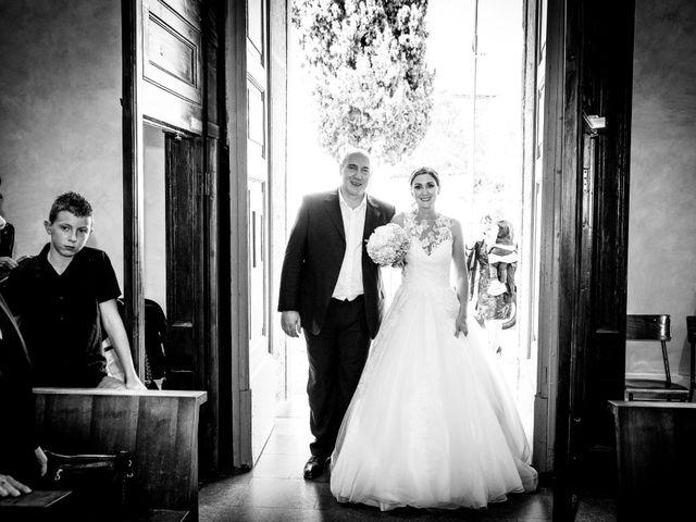 Il matrimonio di Luca e Ingrid a Cassano d'Adda, Milano 34