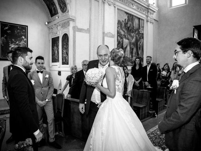 Il matrimonio di Luca e Ingrid a Cassano d'Adda, Milano 35
