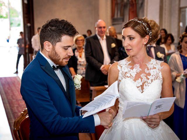 Il matrimonio di Luca e Ingrid a Cassano d'Adda, Milano 38