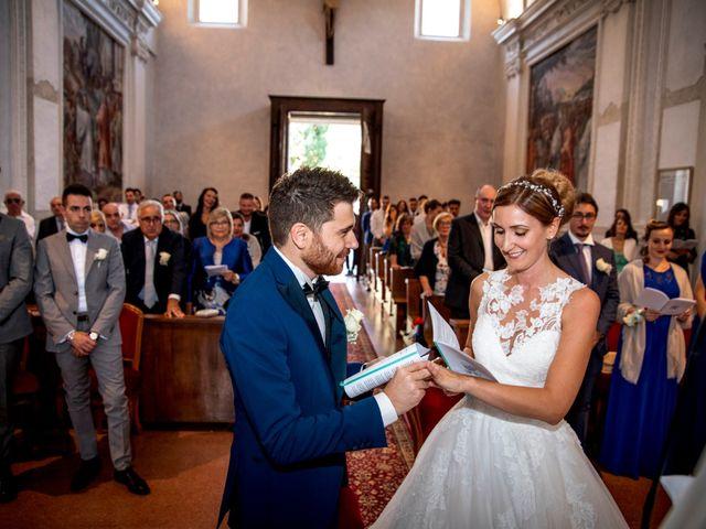 Il matrimonio di Luca e Ingrid a Cassano d'Adda, Milano 39