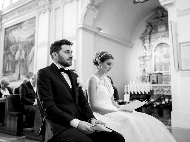 Il matrimonio di Luca e Ingrid a Cassano d'Adda, Milano 41