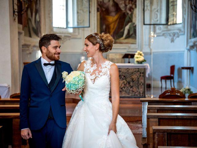 Il matrimonio di Luca e Ingrid a Cassano d'Adda, Milano 42