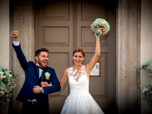 Il matrimonio di Luca e Ingrid a Cassano d'Adda, Milano 44