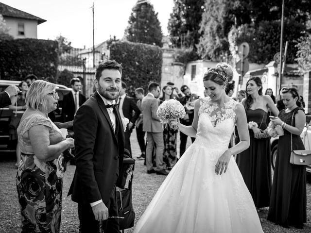 Il matrimonio di Luca e Ingrid a Cassano d'Adda, Milano 46
