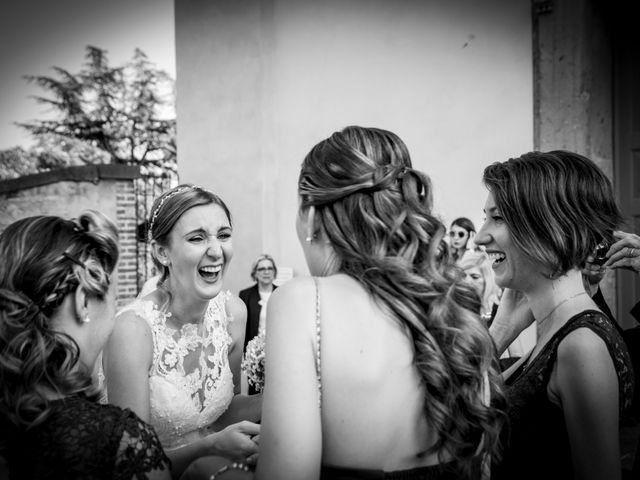 Il matrimonio di Luca e Ingrid a Cassano d'Adda, Milano 47