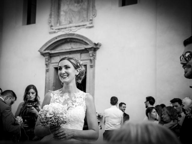 Il matrimonio di Luca e Ingrid a Cassano d'Adda, Milano 48