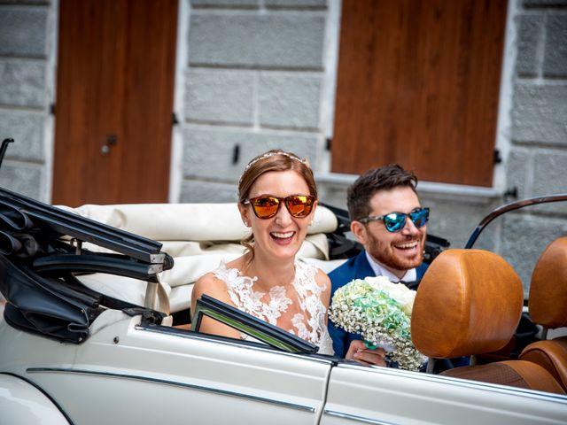Il matrimonio di Luca e Ingrid a Cassano d'Adda, Milano 52