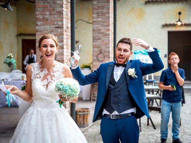 Il matrimonio di Luca e Ingrid a Cassano d'Adda, Milano 54