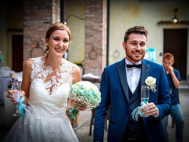Il matrimonio di Luca e Ingrid a Cassano d'Adda, Milano 55