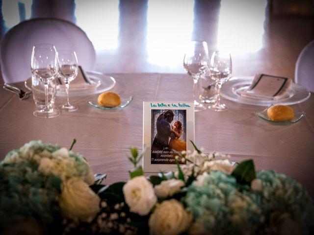 Il matrimonio di Luca e Ingrid a Cassano d'Adda, Milano 59