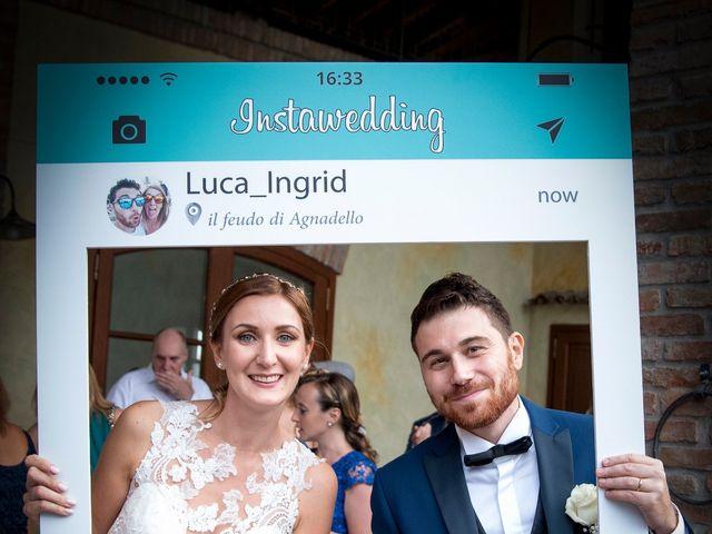 Il matrimonio di Luca e Ingrid a Cassano d'Adda, Milano 61