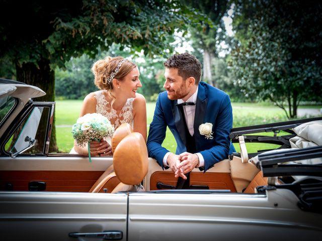 Il matrimonio di Luca e Ingrid a Cassano d'Adda, Milano 62